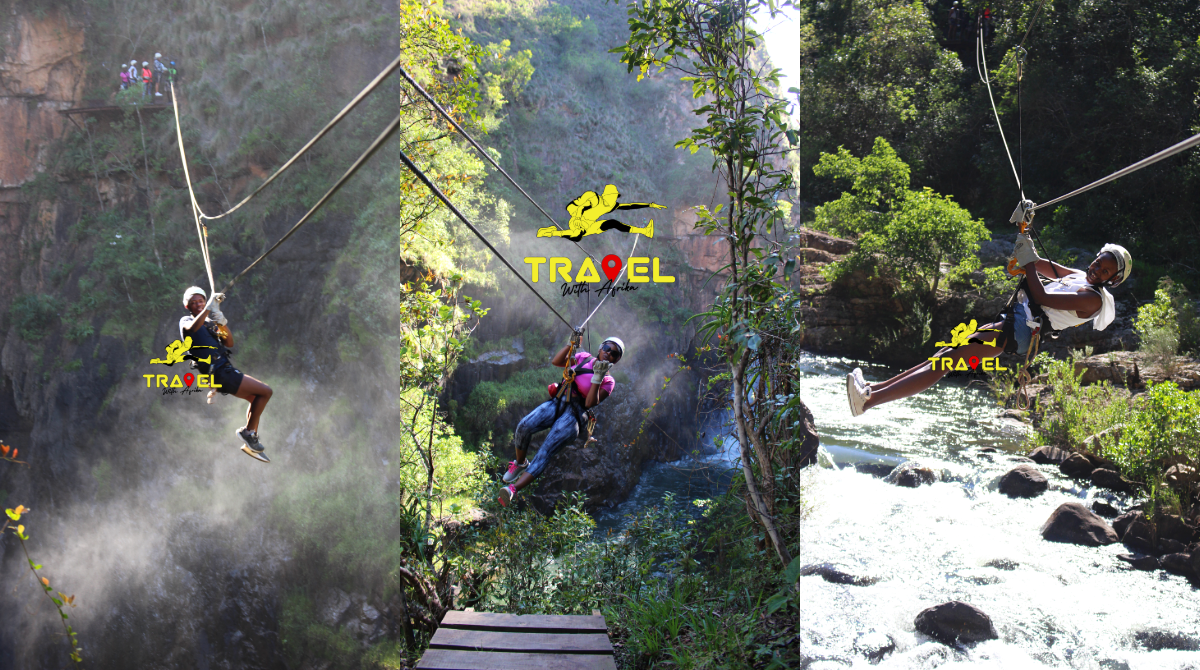 Adventure travel South Africa | adventure travel package Limpopo | ziplining Africa | zip line Limpopo | magoebaskloof adventures | Georges Valley Limpopo | what to do in Limpopo | © Travel With Afrika