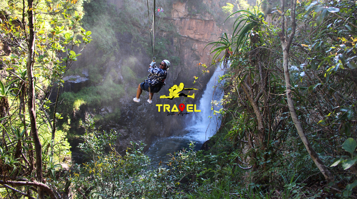 Letaba River gorge | magoebaskloof canopy tour | Canopy Tour® | biplane adventure | adventure travel package South Africa | ziplining Africa | Limpopo tourism | © Travel With Afrika
