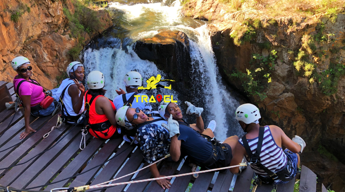 magoebaskloof canopy tour | canopy tour Limpopo | Magoebaskloof tourism | zip lining South Africa | Georges Valley | group travel South Africa | tour agency South Africa | © Travel With Afrika