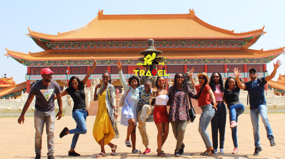Travel package South Africa | 南華寺 | Buddhist temple africa | Nan Hua Temple Bronkhorstspruit | Travel South Africa | Fo Guang Shan | © Travel With Afrika