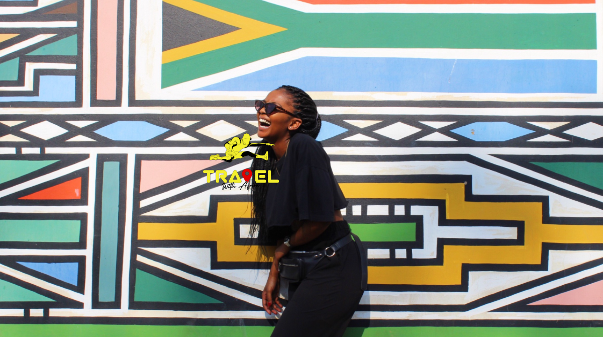 Botshabelo Cultural Village Middelburg | ndebele culture | ndebele print | african culture tour | Mpumalanga Group Travel package | Travel Africa Package | © Travel With Afrika